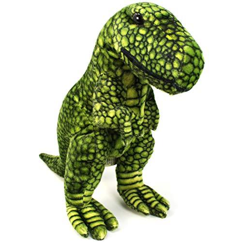 VIAHART Rick The Tyrannosaurus (T-Rex)   15 Inch Large Dinosaur Stuffed Animal Plush Dino   by Tiger Tale Toys -  796890587737
