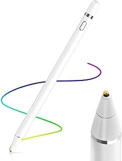 AICase Aktiv styluspenna, pekpenna för pekskärmar 1,45 mm hög precision och känslighetspunkt kapacitiv styling, för de fle...