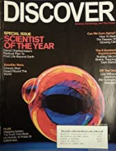 Discover December 2007 - Special Issue - Scientist of the Year - David Charboneau's Radical Plan to Find Life Beyond Earth