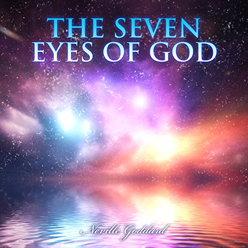 The Seven Eyes of God audiobook cover art