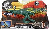 マテル ジュラシック・ワールド 2020 サウンド・ストライク トーキング アクションフィギュア マジュンガサウルス / MATTEL JURASSIC WORLD SOUND STRIKE Action Figure MAJUNGASAURUS 映画 2 炎の王国 恐竜 フィギュア グッズ プライマル・アタック [並行輸入品]