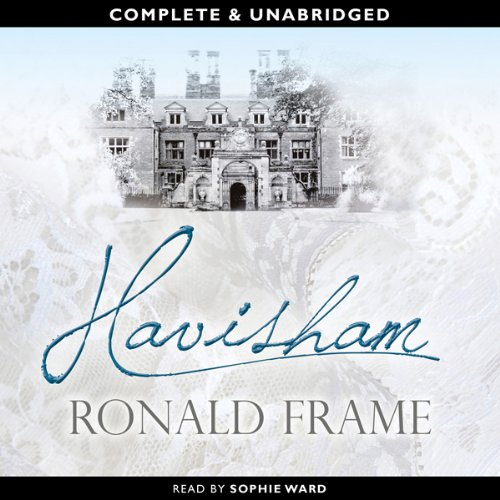 Havisham audiobook cover art