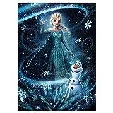 5D Kit de Pintura de Diamante Frozen Pintura de Diamantes de...