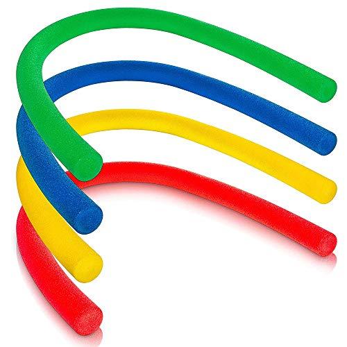Hpybest Zwemhulp Schuim Noedels Zwembad Noodle Water Float Stick Drijvend Schuim Sticks