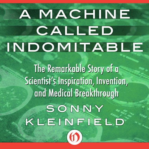 A Machine Called Indomitable audiobook cover art