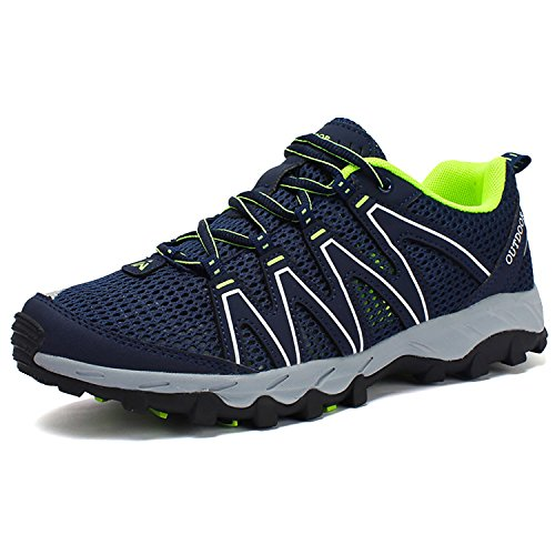 Odema Men Women Ultrathin2.0 Mesh Water Shoes Quick Dry Aqua Hiking Sneakers
