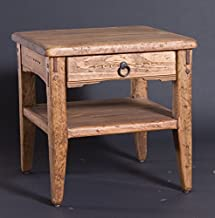 MY2266 Territorial End Table