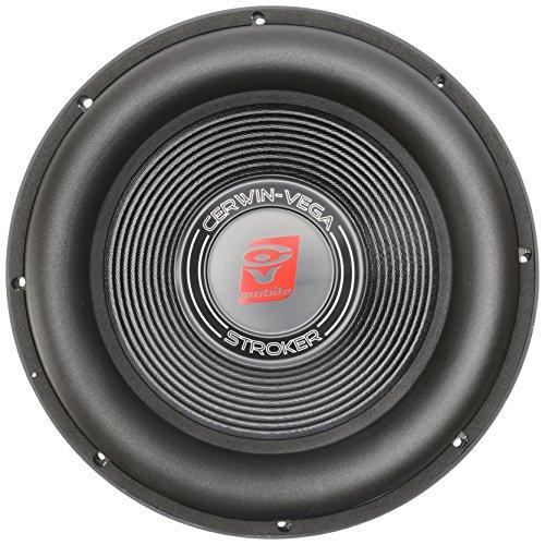 cheap CERWIN VEGA ST122D Stroker 2000 W 2 ohm / 1000 W RMS Maximum output 12 inches, dual voice …