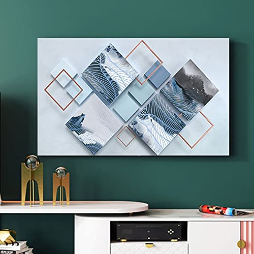 47-B Cubierta De Polvo, Campana De Televisión, Chaqueta De Polvo De Cristal Líquido, Colgante Curvo 55 Pulgadas 60 TV LCD TV, Cubierta De Polvo Conjunto De Computadora (Color : C, Size : 28inch)