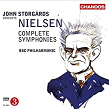 Carl Nielsen: Complete Symphonies by Mark Stone