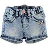 Babyface Girls Shorts Jogg Jeans Shorts kurz 9108230, Fb. Light Blue Denim (Gr. 110)