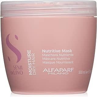 AlfaParf Semi Di Lino Moisture Nutritive Mask (Dry Hair) 500ml/16.9oz