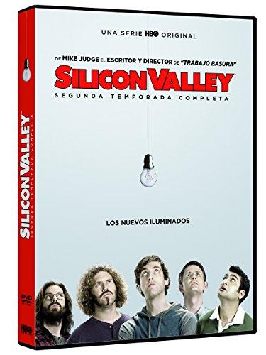 Silicon Valley Temporada 2 [DVD]