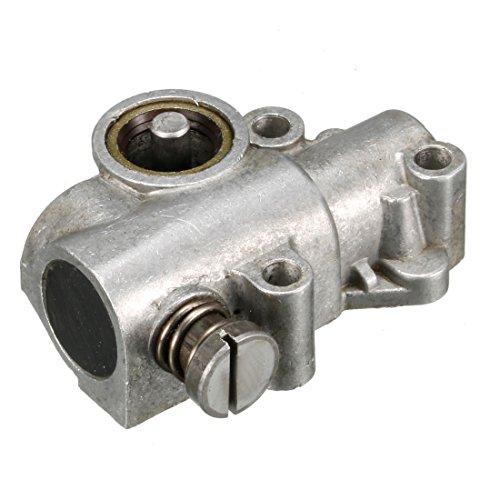 Bomba de aceite para las ruedas de engranaje recto 381 para STIHL motosierra tono Plata