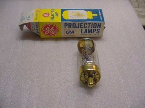 GE Projection Lamp CRA 125 Volt 300 Watts.