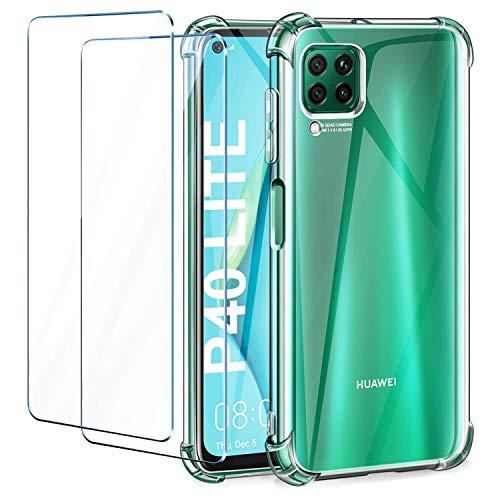 Hülle Kompatibel mit Huawei nova 6 SE 6.4