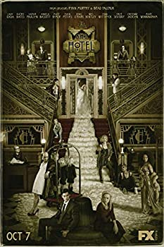 ahs hotel posters