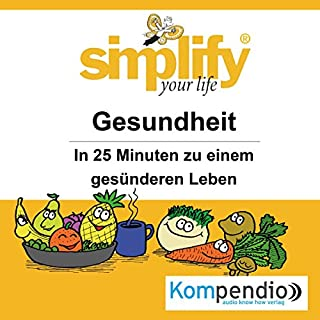 Simplify your life - Gesundheit Titelbild