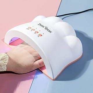 Sponsored Ad - SnowDream UV LED Nail Lamp - 48W Cute Cat Paw Nail Lamp, Ultra Nail UV Light for Nail Polish Curing, Gel Na...