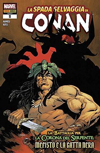 Fumetto La espada salvaje de Conan N° 11 – Panini Comics – Italiano