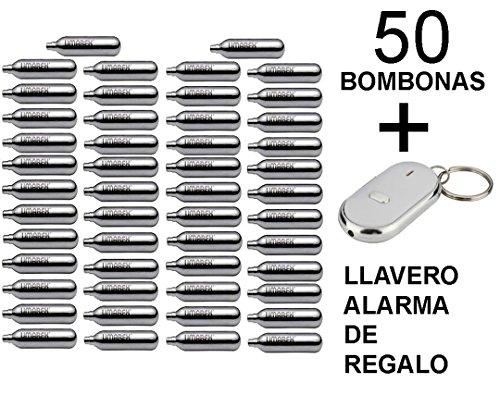 50 bombonas co2 12gr. Umarex pistolas carabinas