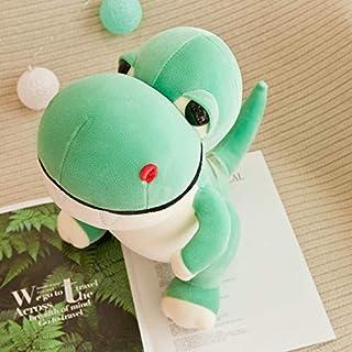 JGIEWJFIMP Juguete De Peluche De Cristal Super Suave De Dibujos Animados Dinosaurio Niño Muñeca Little Monster Boy Almohada De Regalo De Cumpleaños 50 Cm A