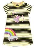 Peppa Pig Vestido para niñas Multicolor 2-3 Años
