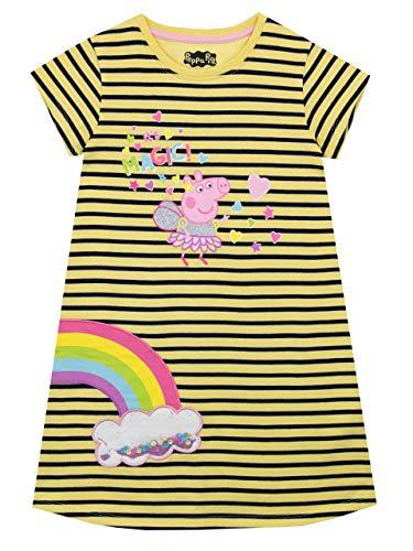 Peppa Pig Vestido para niñas Multicolor 5-6 Años