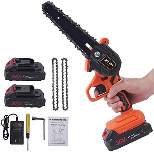 Top 10 Best electric chain saw Reviews