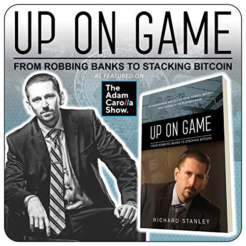 Up on Game audiobook cover art
