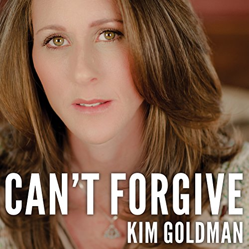 Can't Forgive audiobook cover art