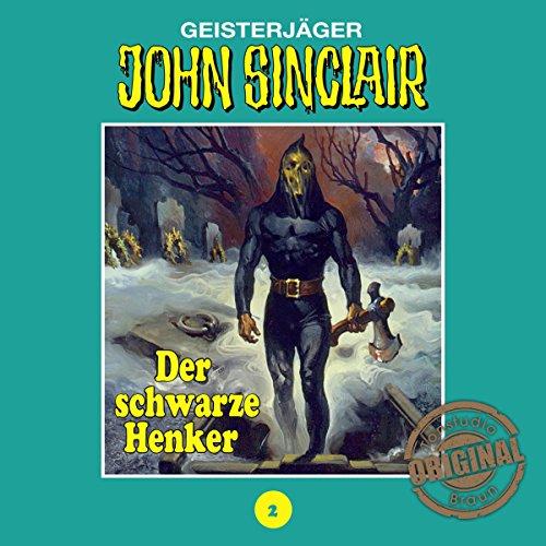 Der schwarze Henker (John Sinclair - Tonstudio Braun Klassiker 2) Titelbild