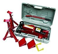 Hilka 82930240 - Kit De 2 Ton Trolley Jack En