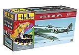 Heller Maquette, 56282, spitfire mk xvi,1/72