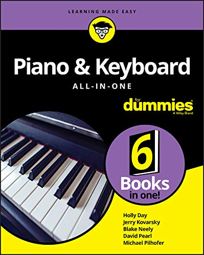 Piano & Keyboard All-in-One For Dummies (English Edition)