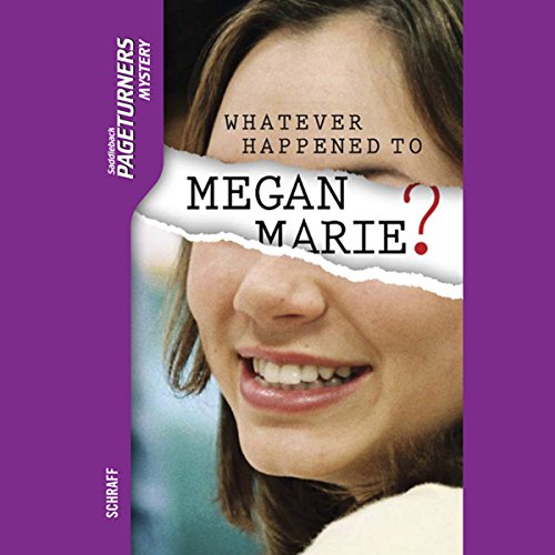 Whatever Happened to Megan Marie? audiobook cover art