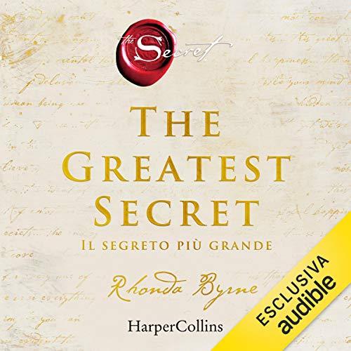 Couverture de The greatest secret - Il segreto più grande