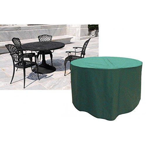 4–6plazas redondo juego de muebles, color verde