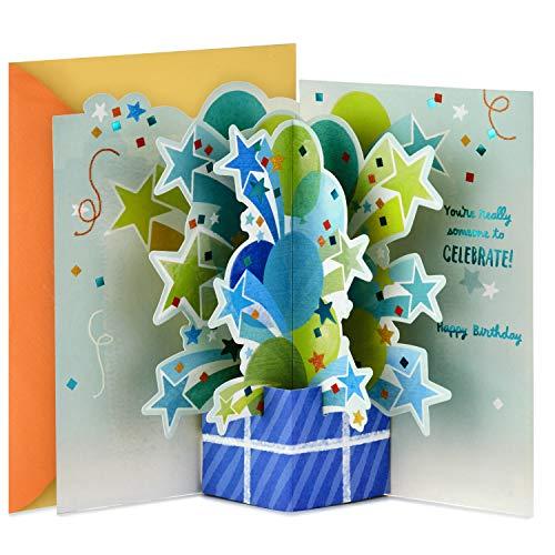 tarjeta felicitacion cumpleaños fabricante Hallmark