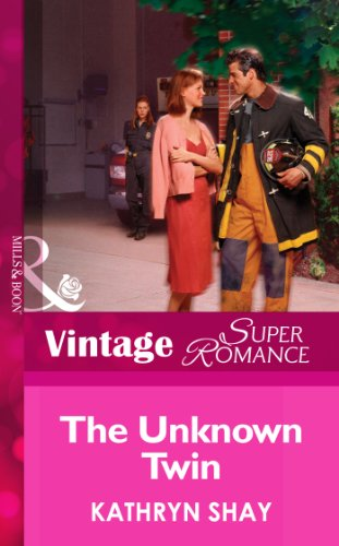 The Unknown Twin (Mills & Boon Vintage Superromance) (Code Red, Book 3) (English Edition)