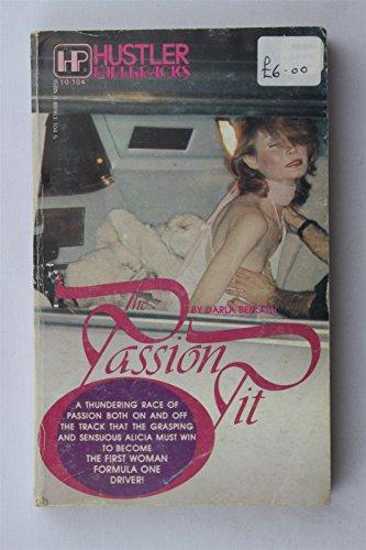 The Passion Pit Carla Benson 1981 PB Vintage Adult Erotica Voyeur Book Hustler