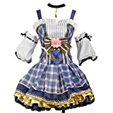 MIAOCOS Sonoda Umi Girls Flower Bouquet Love Live Cosplay Costume Anime Lolita Deluxe Dress Party Adult Skirt