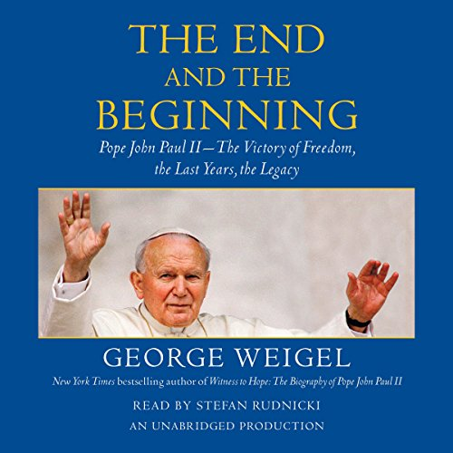 The End and the Beginning audiobook cover art