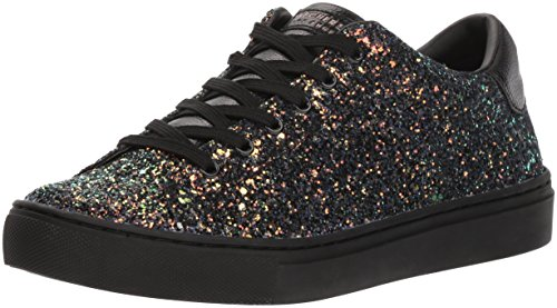 Skechers Women's Side Street-Awesome Sauce Trainers, Black (Black BBK), 6 UK 39 EU