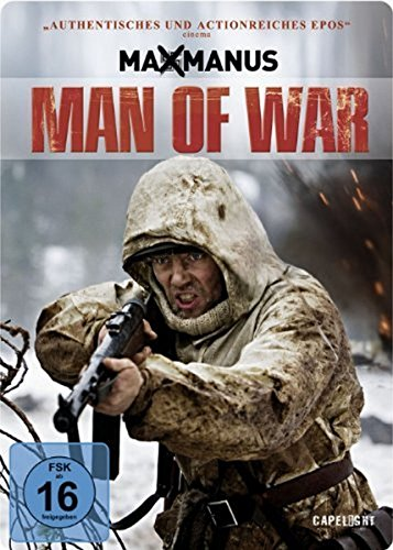 Max Manus - Man of War - Steelbook [Limited Collector's Edition] [Limited Edition]