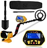 Noeler Metal Detector,High Accuracy Detector with Pinpoint Function,Professional Waterproof Metal Detectors for Adults and Kids (Size 1)