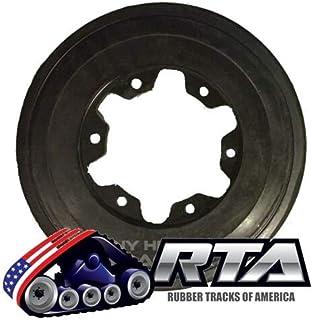 "One 15"" DuroForce Inner Idler Wheel Fits CAT 287C 287C2 287D RW15 309-3296"