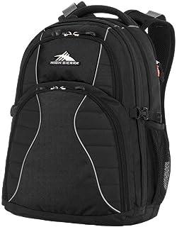 High Sierra Reverb Laptop Backpack, 48 Centimeters, Black
