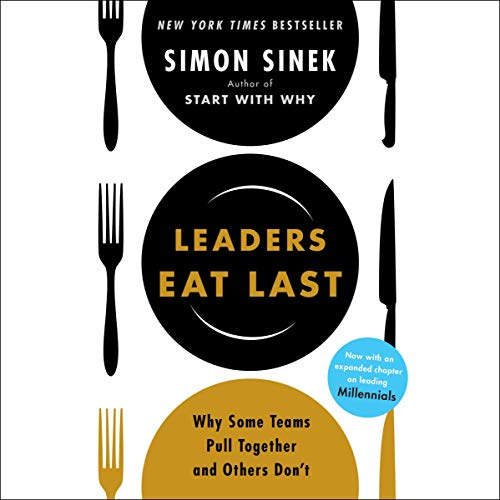 Leaders Eat Last Titelbild