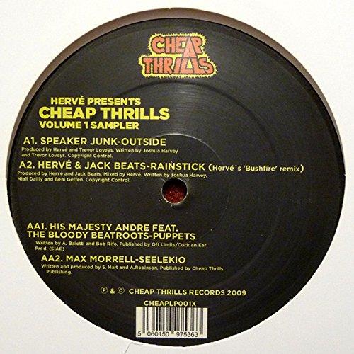 Cheap Thrills Volume 1 Sampler